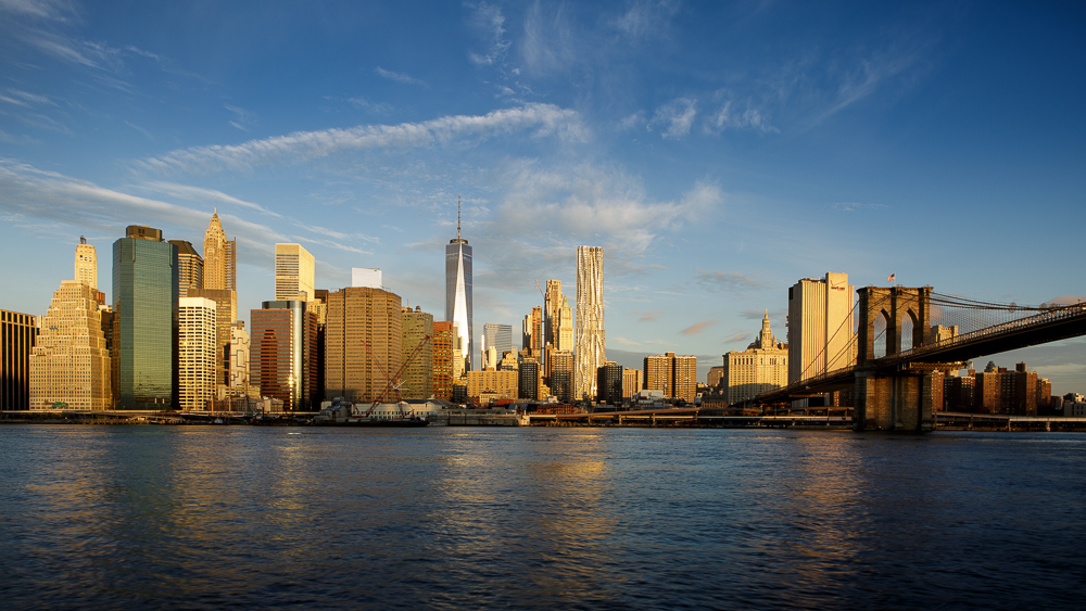 New York - Skyline of Manhattan